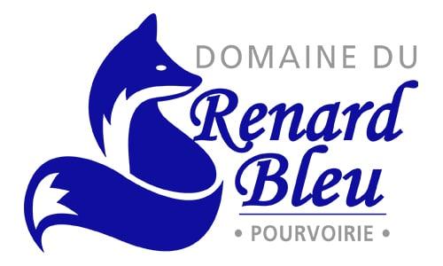 Logo - Pourvoirie Domaine du Renard bleu
