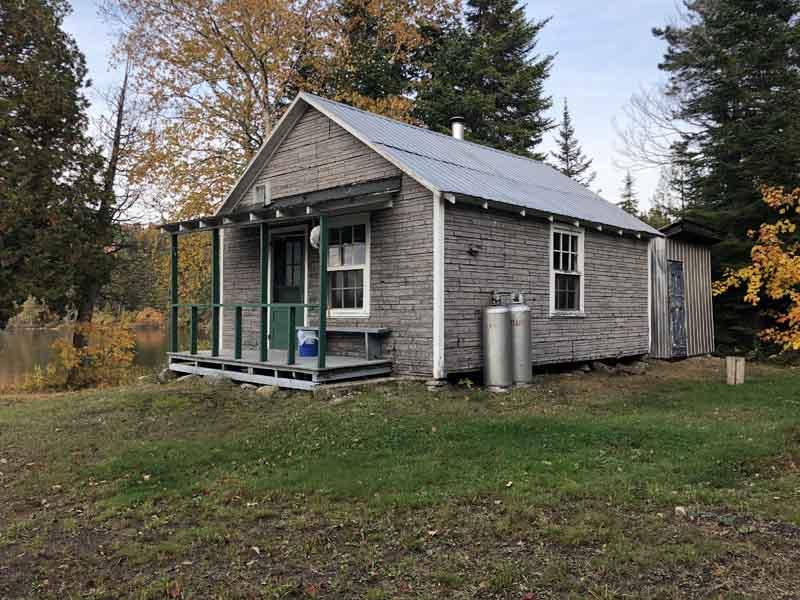 Service - Location - Chalets ou Camps - Pourvoirie St-Damien