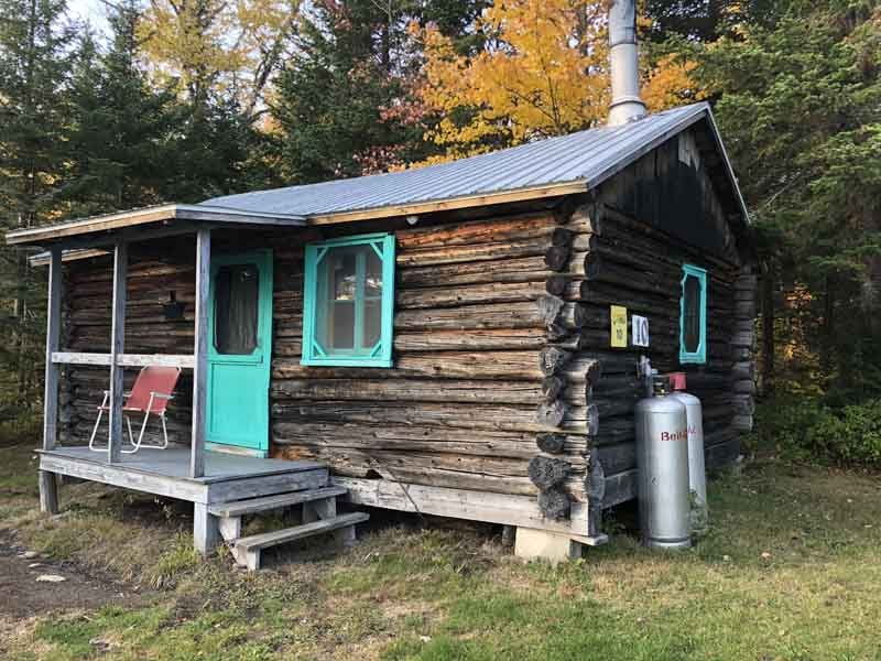 Camp 10 - Le Camp a Jack