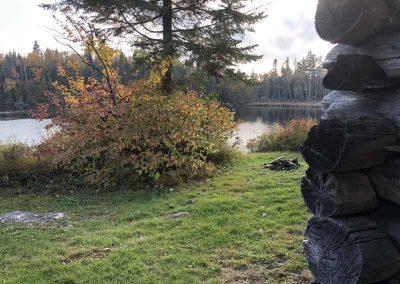 Camp 10 - Le Camp a Jack - Lac Desroche