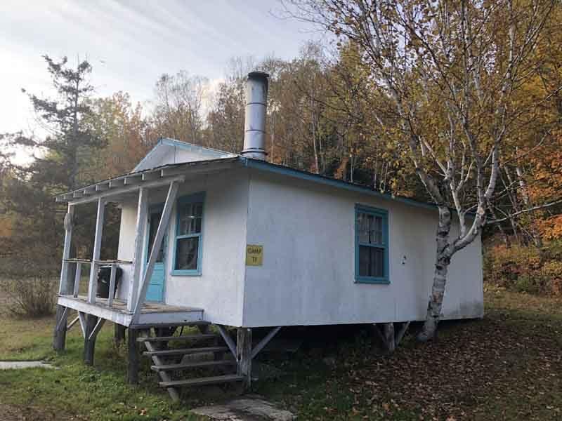 Camp 11 - Le Camp a Mathieu