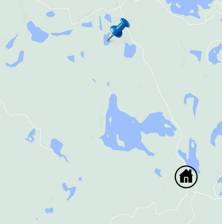 Lacs des Cèdres - Pourvoirie Domaine du Renard Bleu